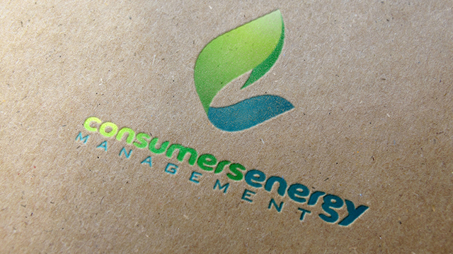 Consumers Energy Management Inc Branding by Eight Shades Media