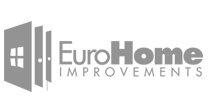 Euro Home Improvements Logo Design