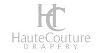 Haute Couture Drapery Logo Design