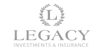 Legacy Investments and Insurance Logo Design
